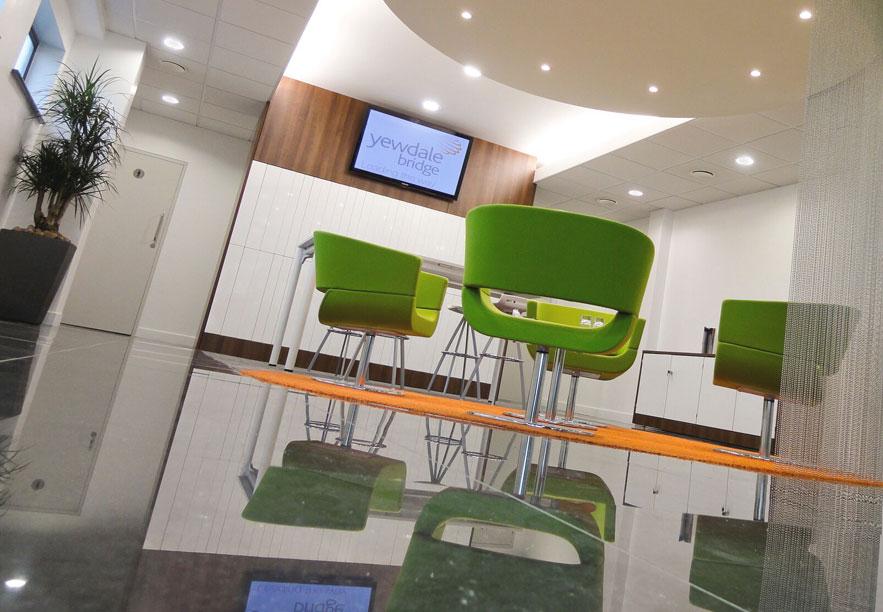 Office Refurbishment Services in Essex
