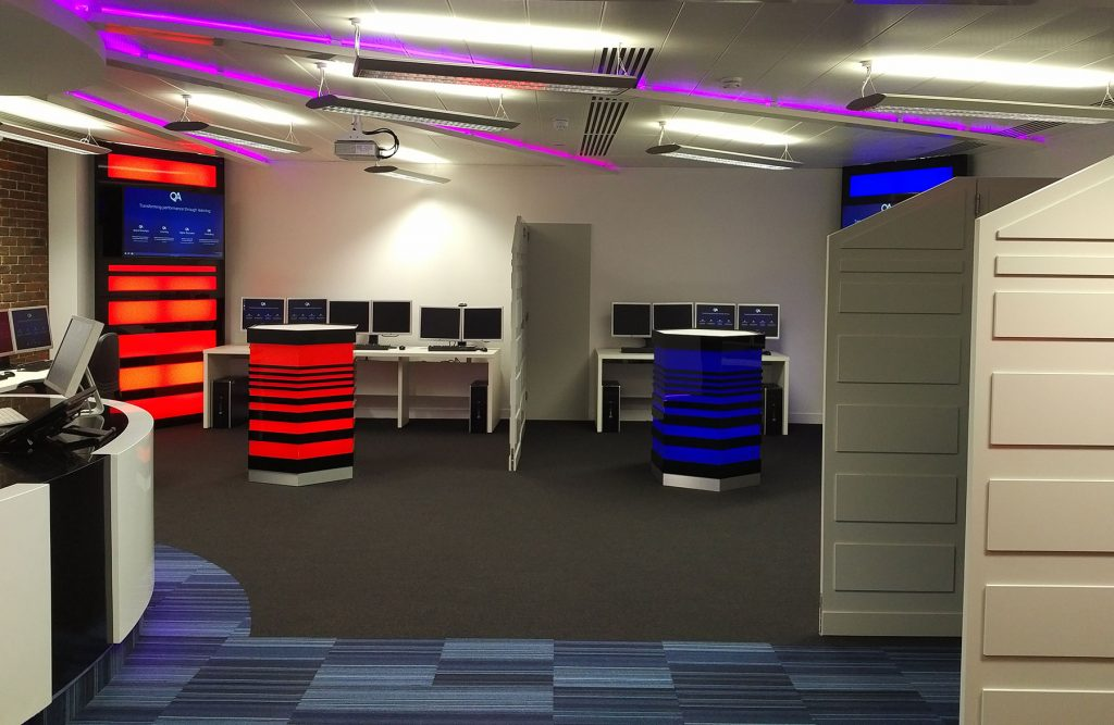 Office Fit Out in Essex